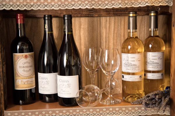 Pour le plaisir du vin