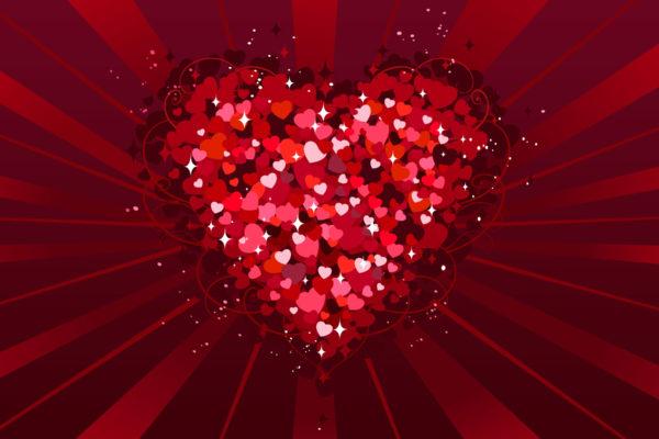 Pour la Saint Valentin…l'Estanco c'est câlins !!!