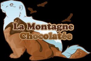 logo la montagne chocolatée