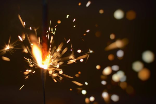Réveillon du Nouvel An le 31 décembre