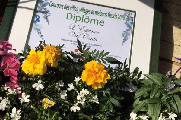 L'Estanco récompensé pour sa terrasse fleurie